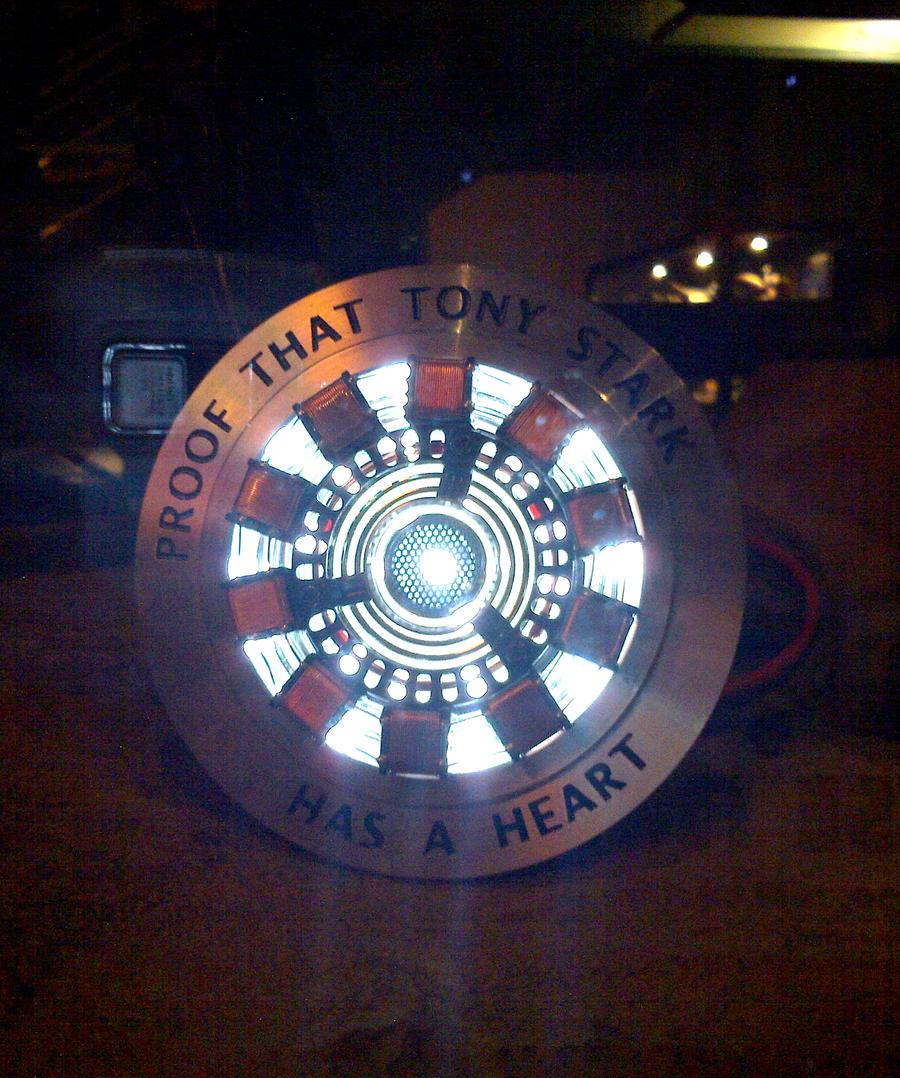 Iron man 39 s heart by djenforcer on deviantart - Iron man heart wallpaper ...