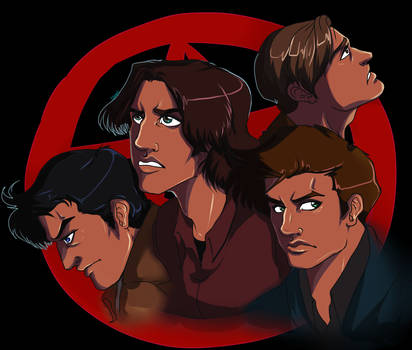 Team Free Will 2 by DrSnipersMagic
