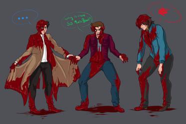So Much Blood