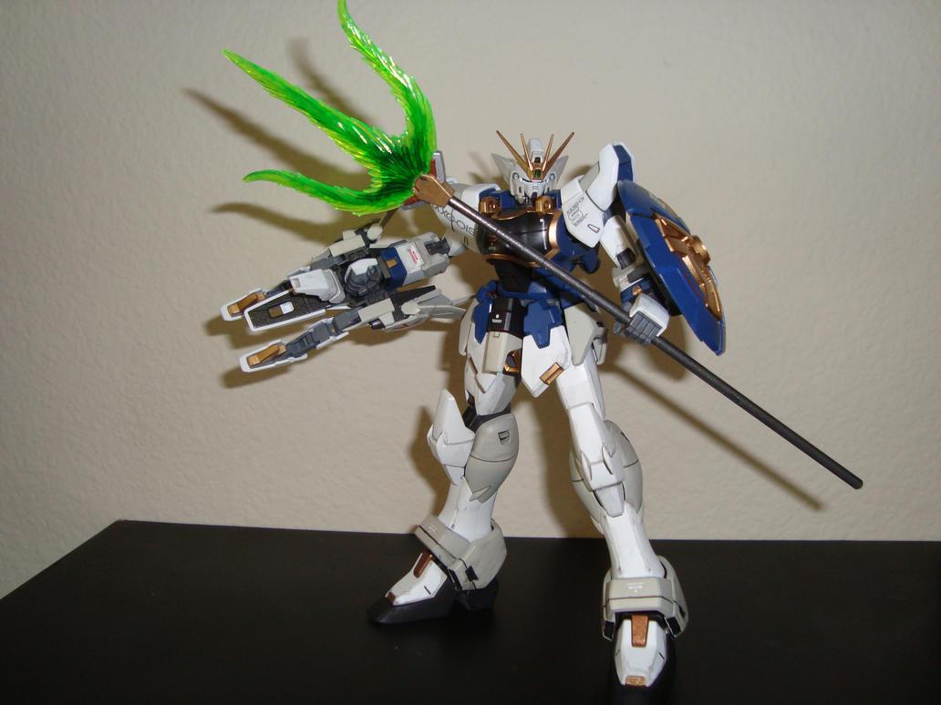 MG 1/100 scale Shenlong Gundam Ver. E.W. by yukikaze07