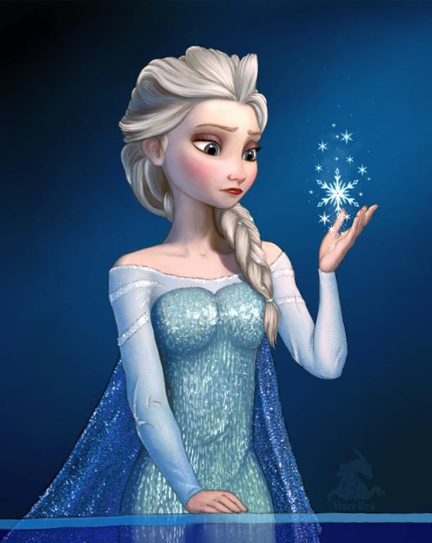 The kingdom of ICEolation by VixenDra