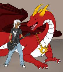 Rockin' with Aryena