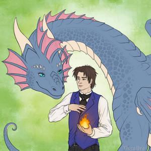 Smonya and Uther