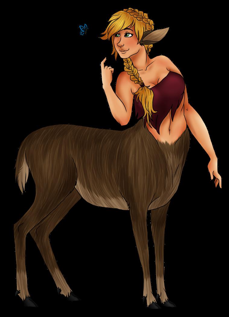 Centaur girl xxx photo