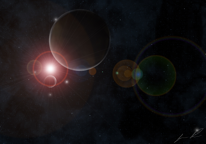 Planets... by Jmike31