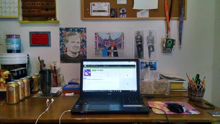 My Setup (Front)