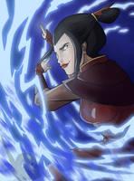.:Princess of the Fire Nation:. by EvilZera