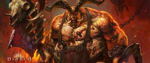 Diablo the butcher