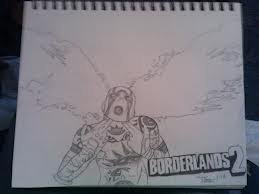 Border Lands 2 by Josh80980