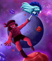 Ruby And Sapphire - Steven Universe