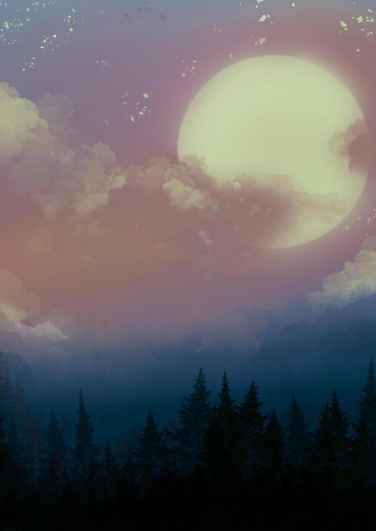 Moon Night by HimuraDan