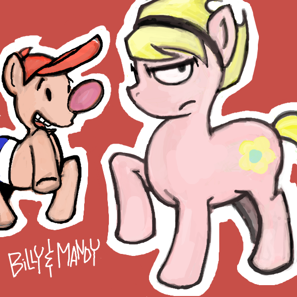 Billy And Mandy 3 By Dust6 On DeviantArt