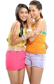 Kathryn Bernardo and Julia Montes png by Vfhaimiah06 on ...