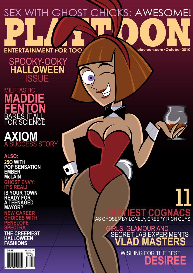 Maddie Playtoon Cover by DLToon