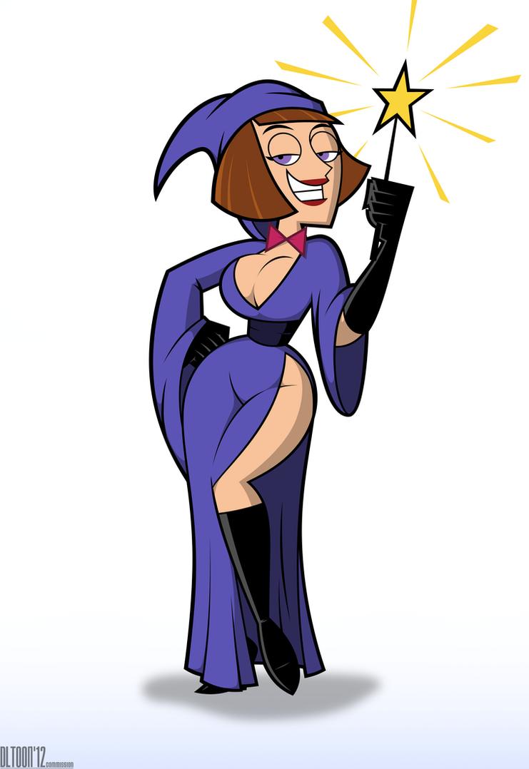 Fairy GodMILF by DLToon