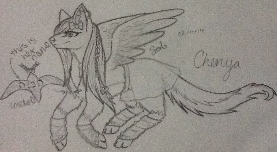 Chenya by Sunbeargirl