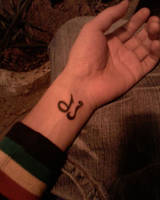 DJ tattoo by br0wnceus