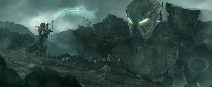 The Ancient Guardian - Prastary Ochrance