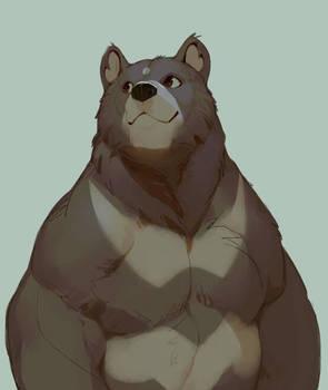Cute Normal Bear by supahblonde50