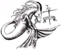 capricorn by PretzlCosplay