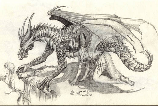 dragon and succubus