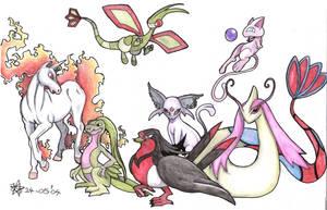 pokemon by PretzlCosplay