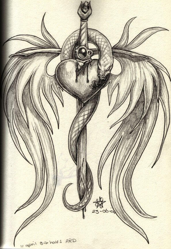 pencil drawings of broken heartsPencil Drawings Of Broken Hearts