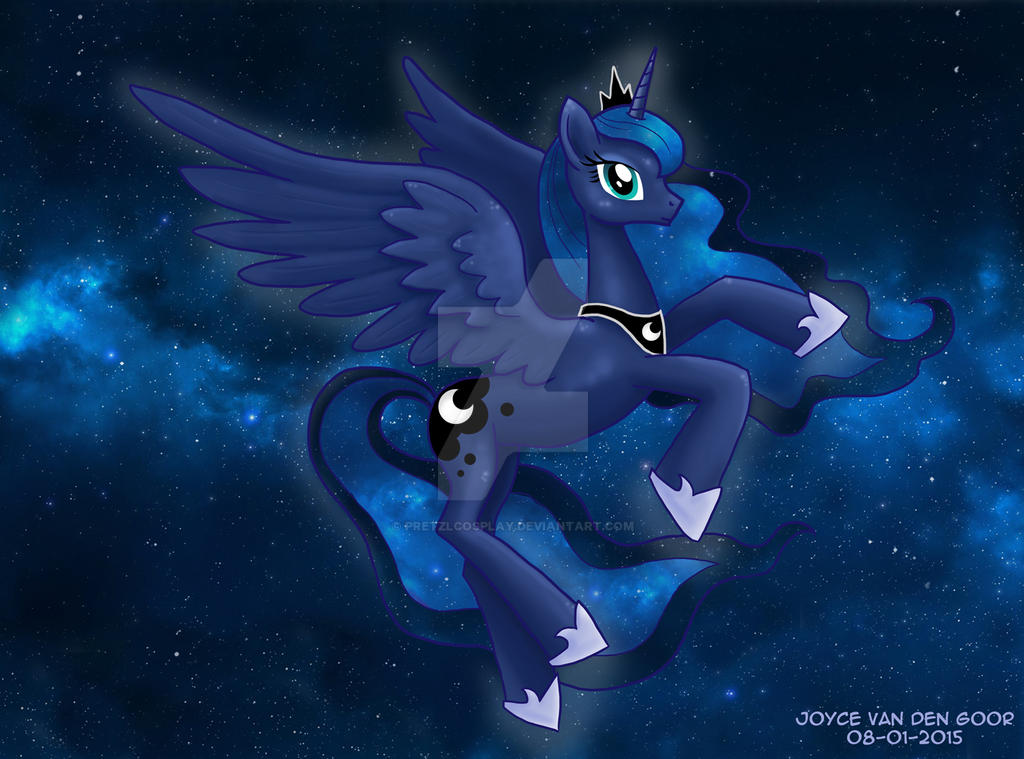 Starlight Luna by PretzlCosplay