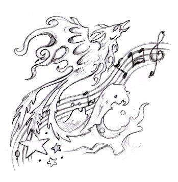 Phoenix tattoo design by daisyamnell on deviantART