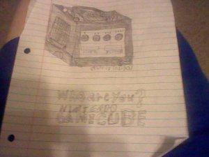Nintendo Gamecube by Rainbow64