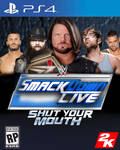 WWE SmackdownLive Shut Your Mouth Cover 2016