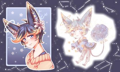 Constellation Bloompuff Extras