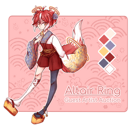 Altair Ring GA Auction [CLOSED TY]