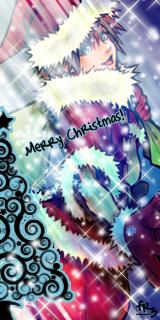 Christmas ala Kingdom Hearts by fr3quency