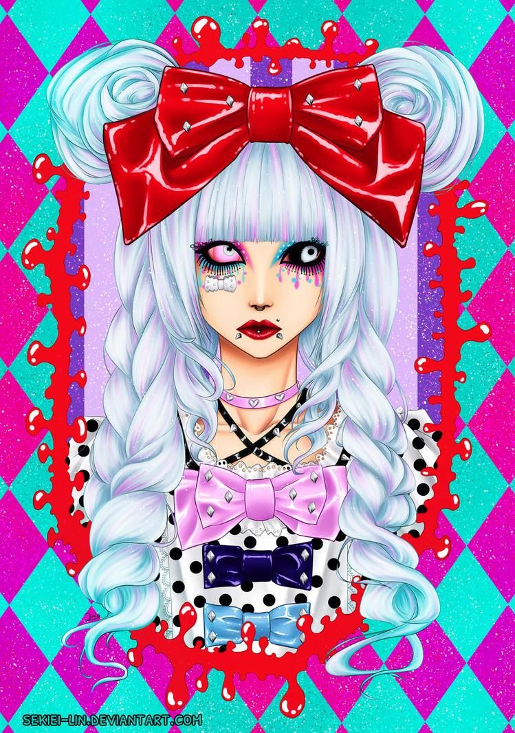 Candy [dead] Marionette by Sekiei-Lin