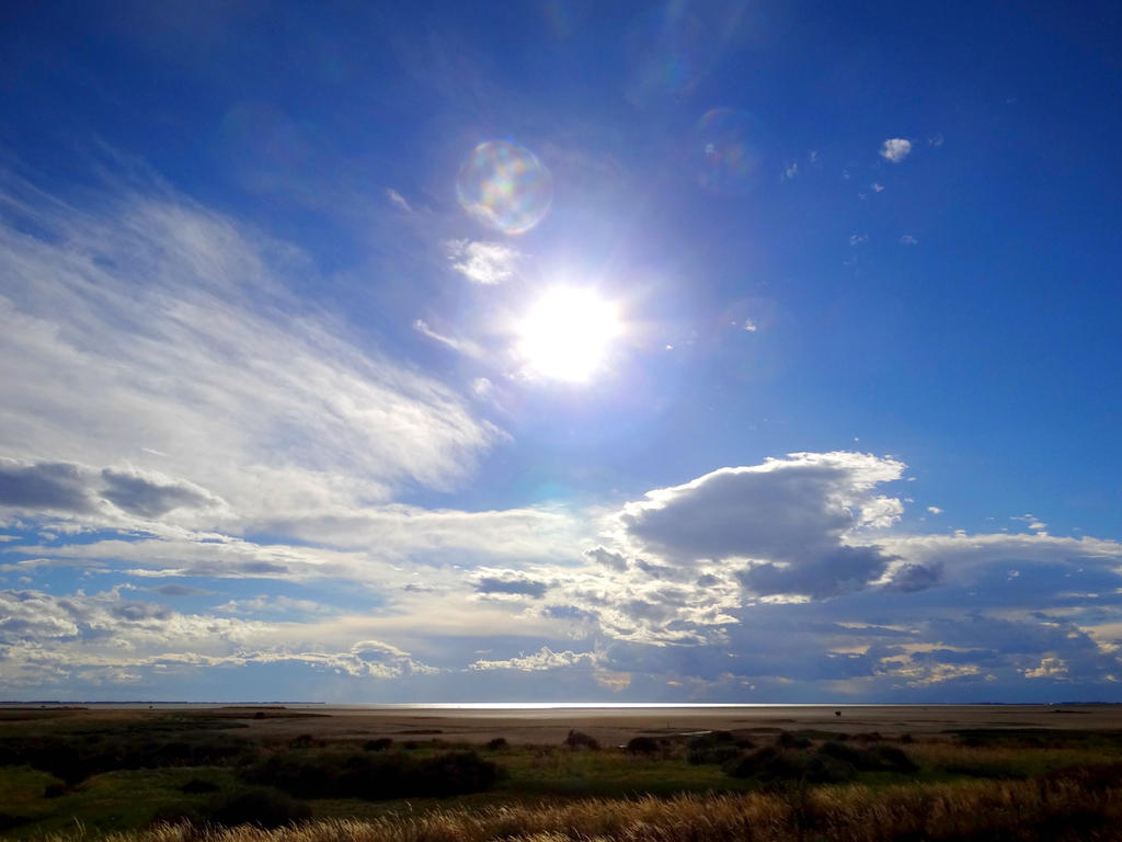 Clouds #5 by Aroha-Photography
