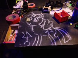 Chalk Princess