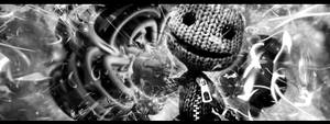 Little Big Planet BnW