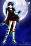 Sailor Marceline the Vampire Queen