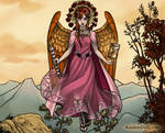 Blossom: Angel of Knowledge and Belief