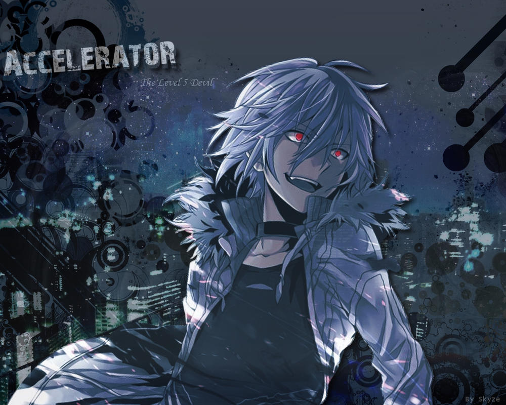 Accelerator The Level 5 Devil