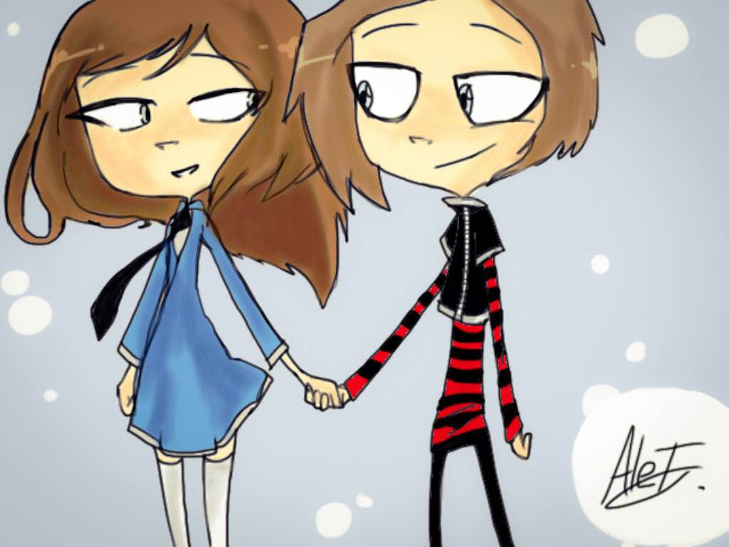 Mariko and Ryu by MoonlightWolf17