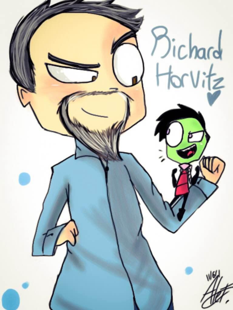 Richard Horvitz by MoonlightWolf17