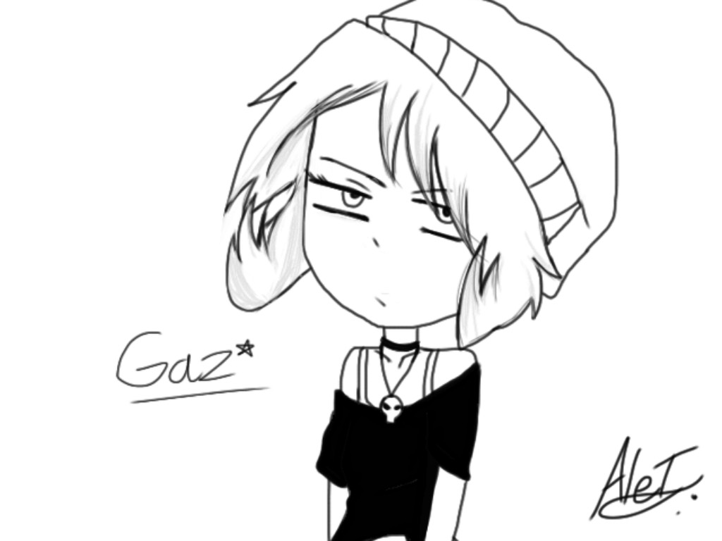 GAZLINE by MoonlightWolf17
