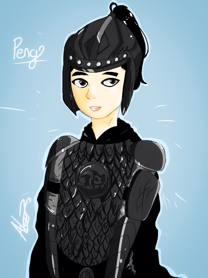 Peng Yong by MoonlightWolf17