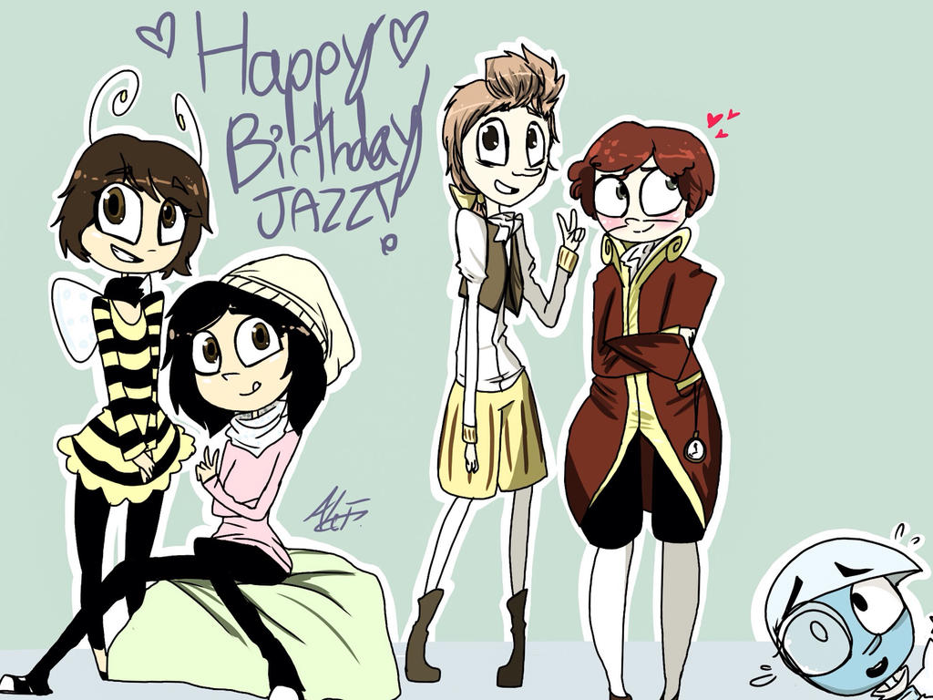 Happy Birthday Jazz! by MoonlightWolf17