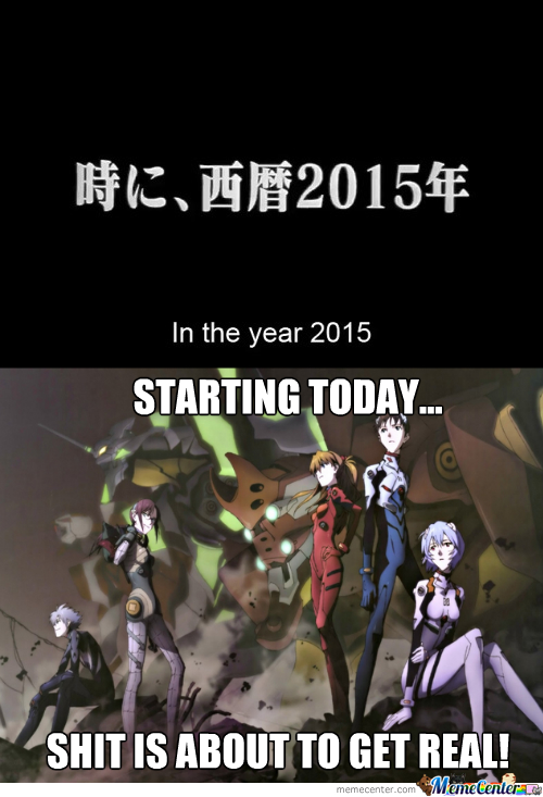 Year Of The Evangelion! by Lmpkio