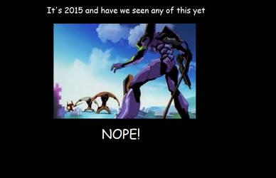 Will never happen