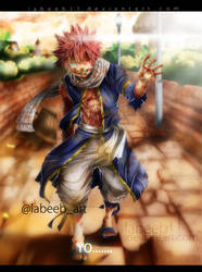 Yo - Fairy Tail ch 528