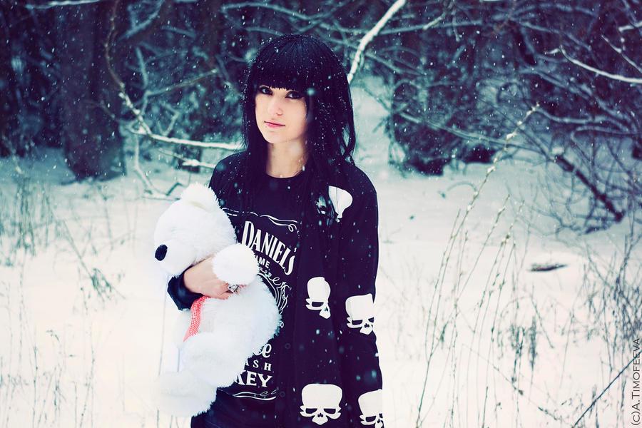 Dark Child by GorgeousSilver